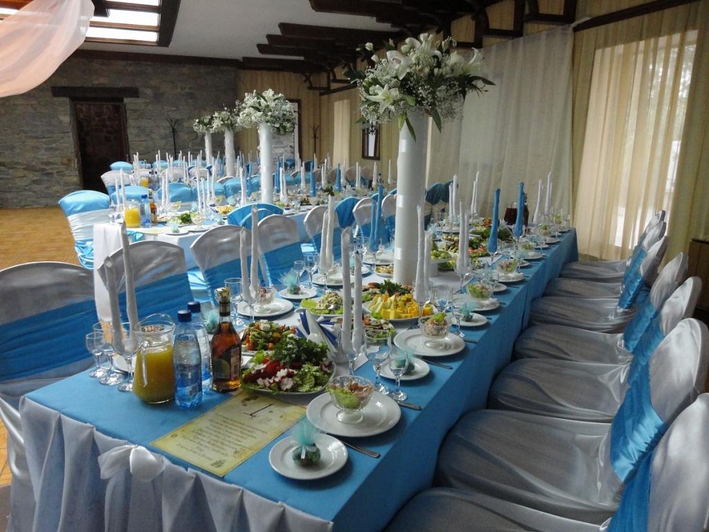 Банкетный зал для свадьбы в Екатеринбурге